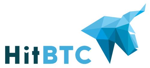 HitBTCのロゴ