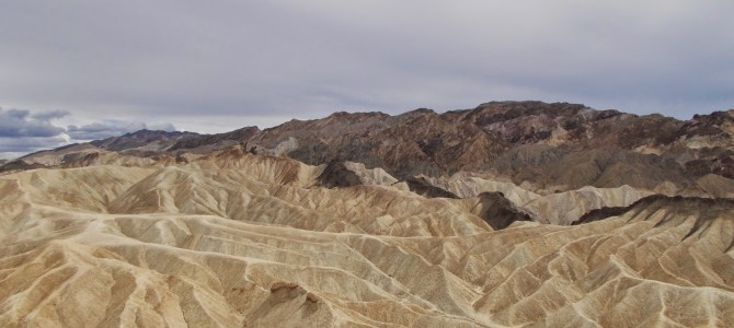 USA 3 – Death Valley und Yosemite National Park