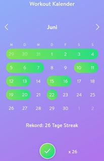 Yoga mit App – Teil 3