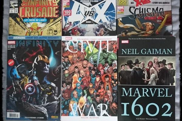 Universum der Comics – Marvel