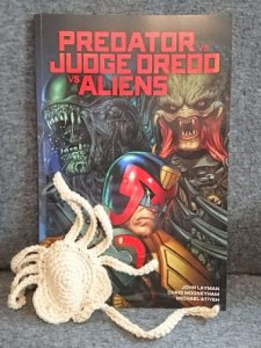 Predator vs Judge Dredd vs Alien