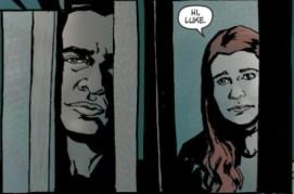 Luke Cage und Jessica Jones