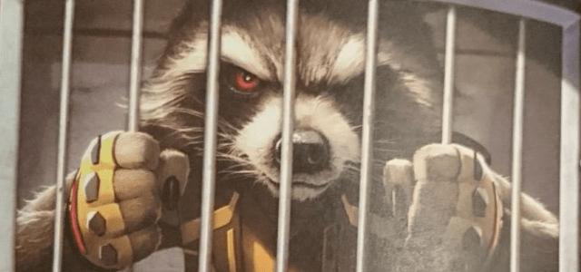 Rocket Raccoon – Gestrandet und gejagt