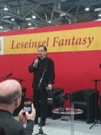 SF als Fantasy Gewinner Michael Marrak
