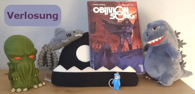 Oblivion Song 1 – Rezension und Verlosung