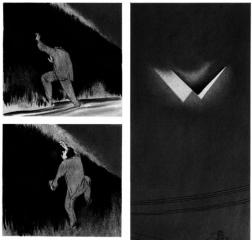 Die Übertragung, Avant-Verlag, Ausschnitt Seite 15