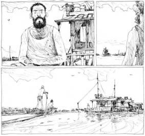 Die Welt der Söhne, Avant Verlag, Ausschnitt Seite 21