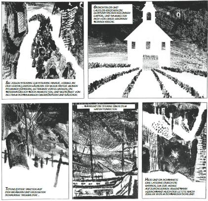 Lovecraft, Avant-Verlag, Ausschnitt Seite 7