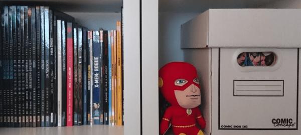 Comicaufbewahrung