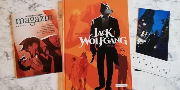 Jack Wolfgang 1 – Der Wolf ist los +Rezension+