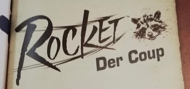 Rocket: Der Coup +Rezension+