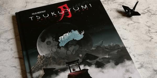 Tsukuyumi – Full Moon Down von Felix Mertikat +Rezension+