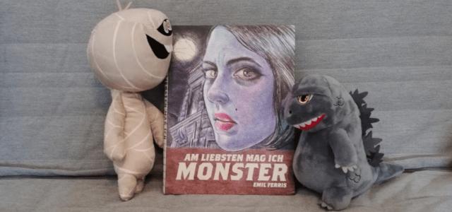 Am liebsten mag ich Monster