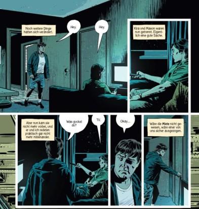 Kill or be Killed, Splitter Verlag, Ausschnitt Seite 12