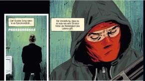 Kill or be Killed, Splitter Verlag, Ausschnitt Seite 7