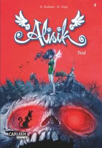 Alisik Band 4, Carlsen Verlag