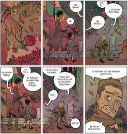 Sherlock Frankenstein, Splitter Verlag, Ausschnitt Seite 11