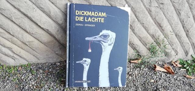 Dickmadam, die lachte, Schreiber & Leser