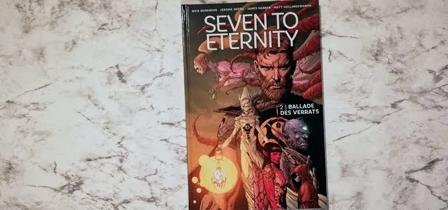 Seven to Eternity 2: Ballade des Verrats +Rezension+