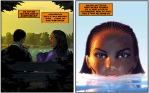 Die Flüsse von London 1, Panini Comics, Auschnitt Seite 5