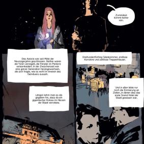 Das Fleisch der Vielen, Splitter Verlag, Ausschnitt Seite 10