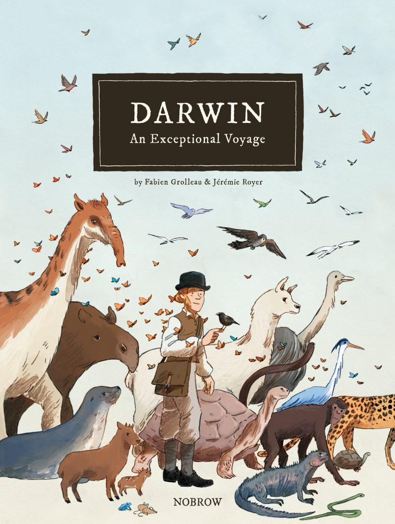 Darwin, Nobrow Press