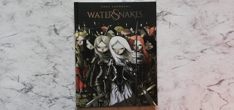 WaterSnakes, Lion Forge