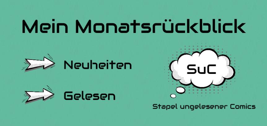 [ SuC ] November 2019 – Mein Monatsrückblick
