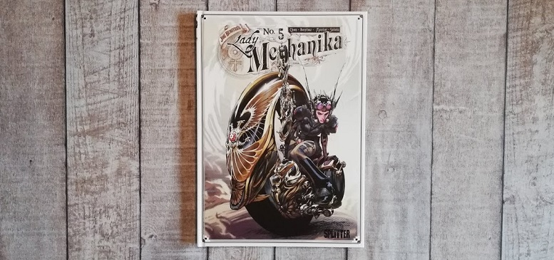 Lady Mechanika – Band 5 +Rezension+