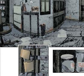 Gideon Falls 1, Ausschnitt Seite 6, Splitter Verlag