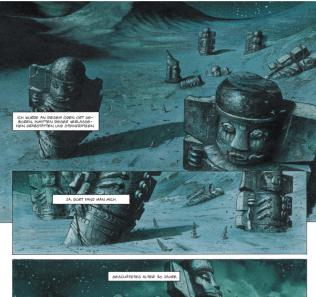 TER 1, Ausschnitt Seite 3, Splitter Verlag