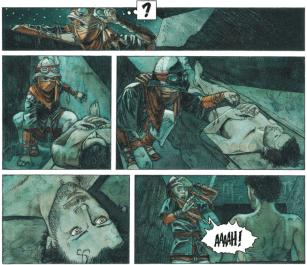TER 1, Ausschnitt Seite 6, Splitter Verlag