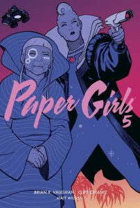 Paper Girls 5, Cross Cult