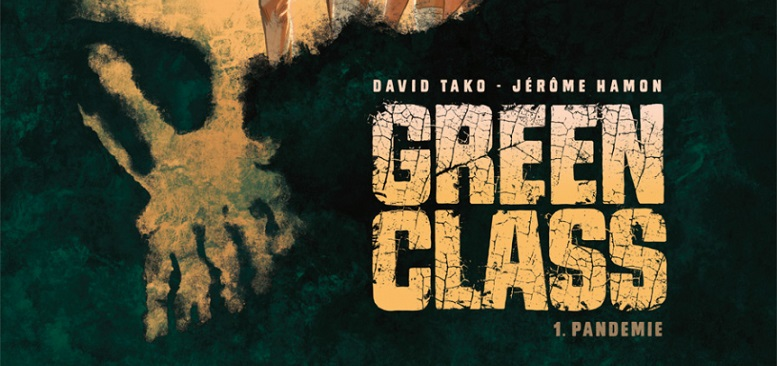Green Class Band 1: Pandemie