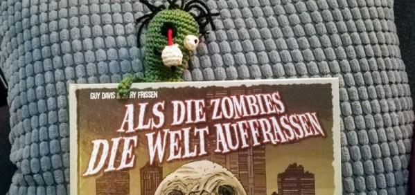 Häkeln ⇒ Zombie-Lesezeichen