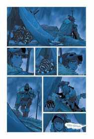 Isola 1, Seite 1, Cross Cult