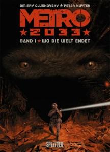 Metro 2033, Spitter Verlag