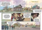 Liberty Bessie, Ausschnitt Seite 7, Splitter Verlag