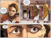 Jason und das goldene Vlies, Splitter Verlag, Ausschnitt Seite 8