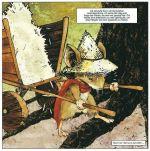 Mouse Guard 1, Ausschnitt 1, Cross Cult