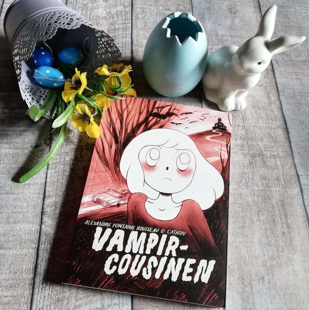 Vampier Cousinen - Comicklatsch Wiedergänger Spezial