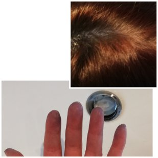 Colovist #turquoise hair