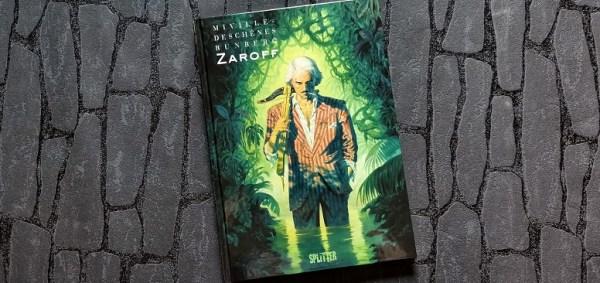 Zaroff +Rezension+