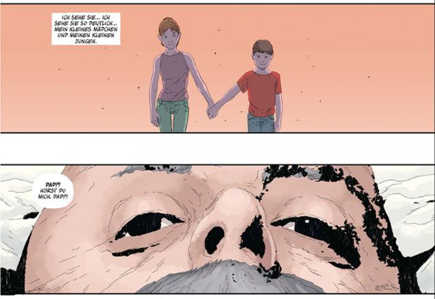Gideon Falls 4, Splitter Verlag, Ausschnitt Seite 5