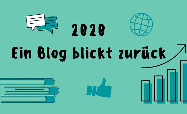 Ich bin ein Blog und das war 2020