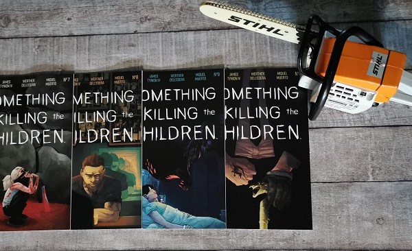 Something is killing the Children 2 +Rezension+