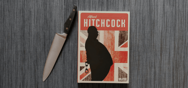 Alfred Hitchcock Band 1 +Rezension+