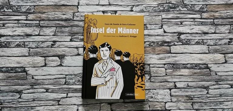 Insel der Männer, Schreiber & Leser
