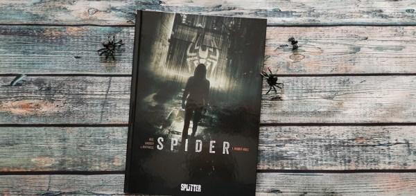Spider Band 1/2 +Rezension+