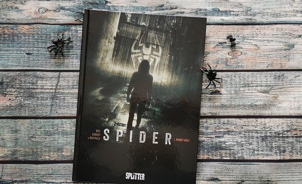 Spider Band 1/2 +Rezension+